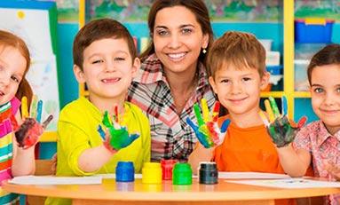Cuerpo de Maestros de Educación Infantil