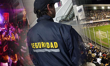 Certificación Oficial en Acontecimientos Deportivos y Espectáculos Públicos