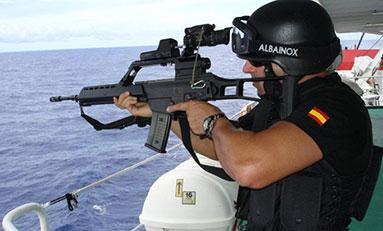 Certificación Oficial de Vigilancia en Buques