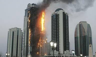 Técnico Superior en Protección contra Incendios en Edificios Públicos