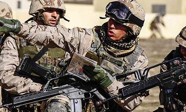 Ingreso en el Ejército