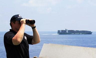 Técnico Superior en Vigilancia en Buques de Seguridad Privada