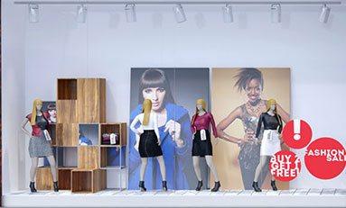 Curso de Implantación y animación de espacios comerciales