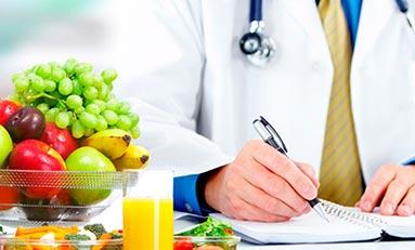 Auxiliar en Dietética y Nutrición