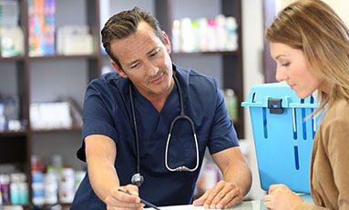 MF1585_3: Operaciones de atención al cliente, venta y administración en centros veterinarios