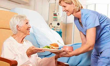 Curso en Administración de alimentos y tratamientos a personas dependientes