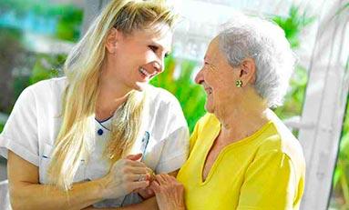 UF0123: Apoyo a las gestiones cotidianas de las personas dependientes