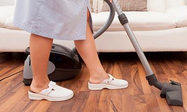 UF0126:  Mantenimiento, limpieza y organización del domicilio de personas dependientes
