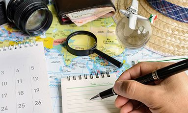 UF0326: Organización de viajes nacionales e internacionales