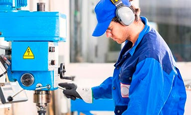Preparar y acondicionar elementos y máquinas de la planta química