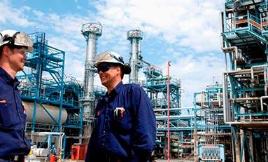 MF0048_2: Seguridad y medio ambiente en planta química
