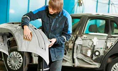 UF1254: Reparación o sustitución de elementos estructurales de vehículos