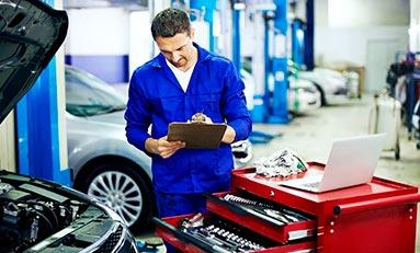 Planificación de los procesos de mantenimiento de vehículos y distribución de cargas de trabajo